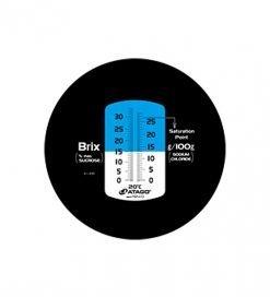 手持式糖度/鹽度計 Master-BX/S28M
