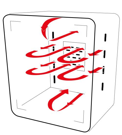 熱風循環烘箱 BINDER FD56-720