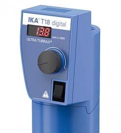 低處理量均質乳化機 IKA T18 digital