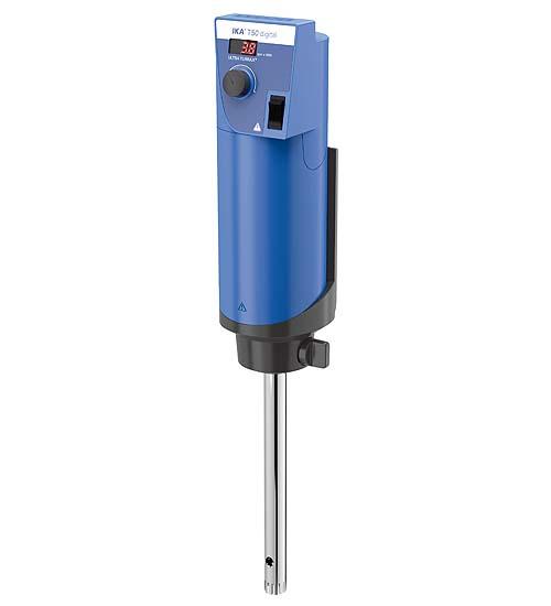 中處理量均質乳化機 IKA T50 digital