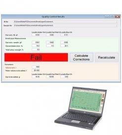染料濃度分析儀 type SL-AT