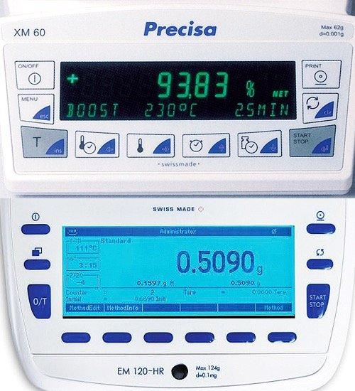 水份分析天平 Precisa XM60-HR