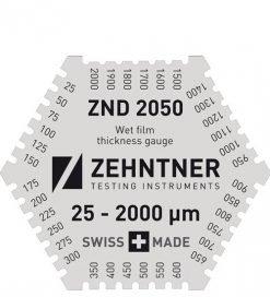 濕膜梳 膜厚計 ZND